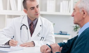 La prouesse sportive d'un malade de la prostate